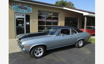1970 Chevrolet Nova for sale 101043317