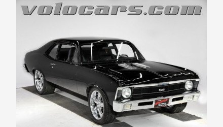 1970 Chevrolet Nova for sale 101098388