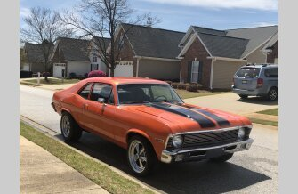 1970 Chevrolet Nova Coupe for sale 101118594