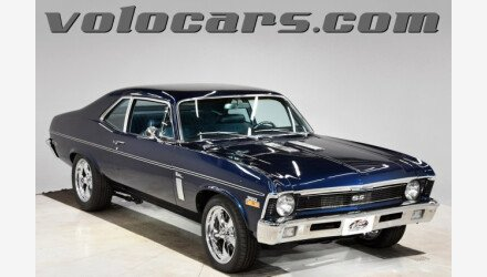 1970 Chevrolet Nova for sale 101125350