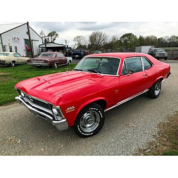 1970 Chevrolet Nova for sale 101131665