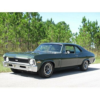 1970 Chevrolet Nova for sale 101164485