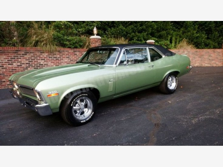 1970 Chevrolet Nova For Sale Near Huntingtown Maryland 20639