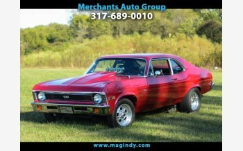 1970 Chevrolet Nova for sale 101221293