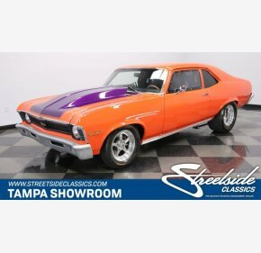 1970 Chevrolet Nova for sale 101234486