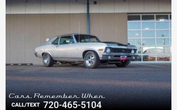 1970 Chevrolet Nova for sale 101275504