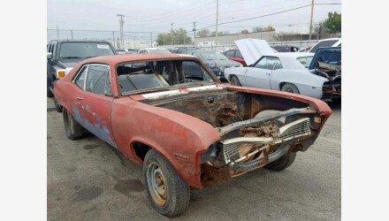 1970 Chevrolet Nova for sale 101334629