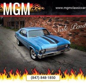 1970 Chevrolet Nova for sale 101377631