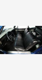 1970 Chevrolet Nova for sale 101426518