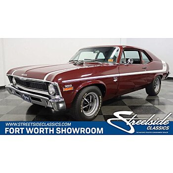 1970 Chevrolet Nova for sale 101533089