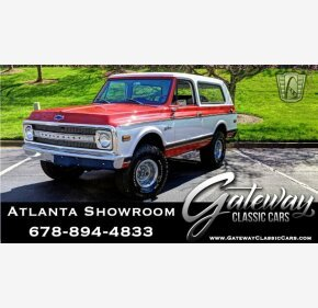 1970 Chevrolet Other Chevrolet Models for sale 101100967