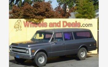 1970 Chevrolet Suburban for sale 101233658