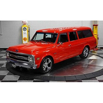 1970 Chevrolet Suburban for sale 101447452