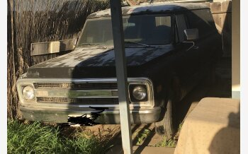 1970 Chevrolet Suburban 2WD for sale 101483950