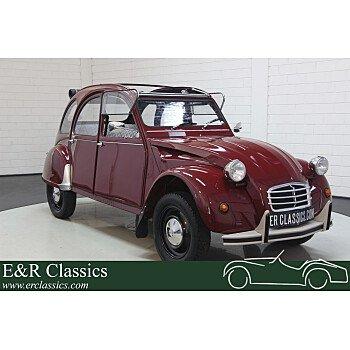 1970 Citroen 2CV for sale 101531471