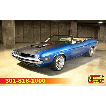 1970 Dodge Challenger for sale 101013280