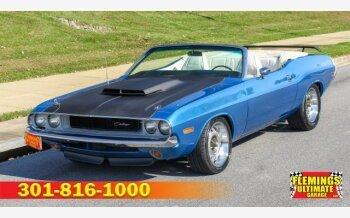 1970 Dodge Challenger for sale 101013280