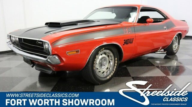 Dodge Muscle Cars And Pony Cars For Sale Classics On Autotrader