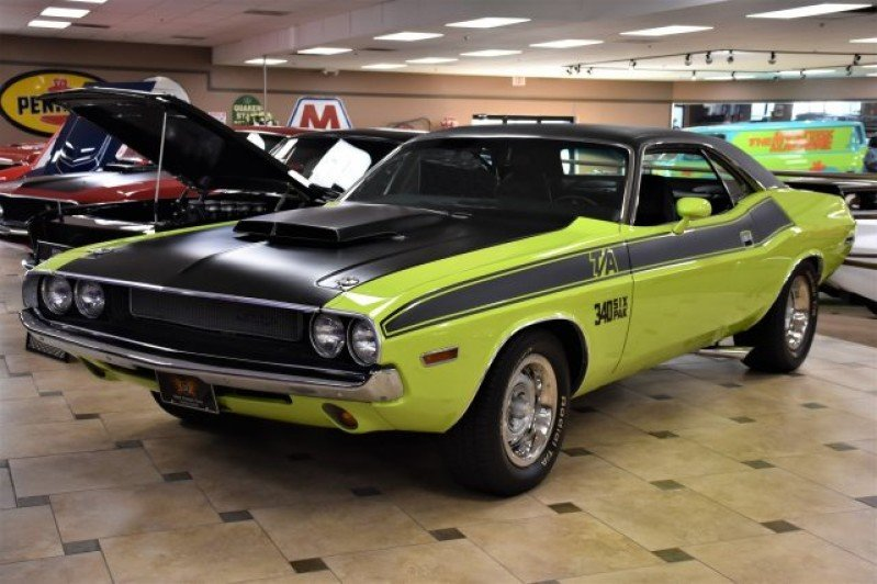 1970 Dodge Challenger Classics For Sale Classics On Autotrader