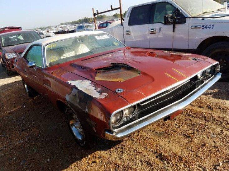 1970 Dodge Challenger for sale 101612601