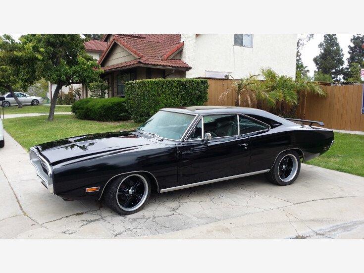 1970 Dodge Charger For Sale Near Chula Vista California 91911