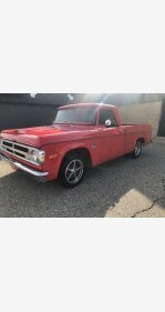 1970 Dodge D/W Truck for sale 101392168