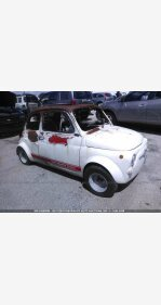 1970 FIAT 500 for sale 101101525