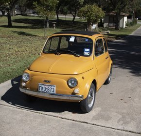 1970 FIAT 500 Lounge Hatchback for sale 101167939