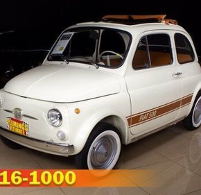 1970 FIAT 500 for sale 101379403