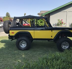 1970 Ford Bronco for sale 101014588