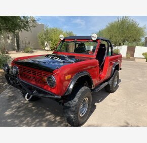 1970 Ford Bronco Sport for sale 101356701