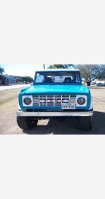 1970 Ford Bronco for sale 101460712