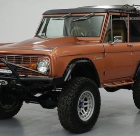 1970 Ford Bronco for sale 101016564