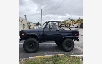 1970 Ford Bronco for sale 101047414