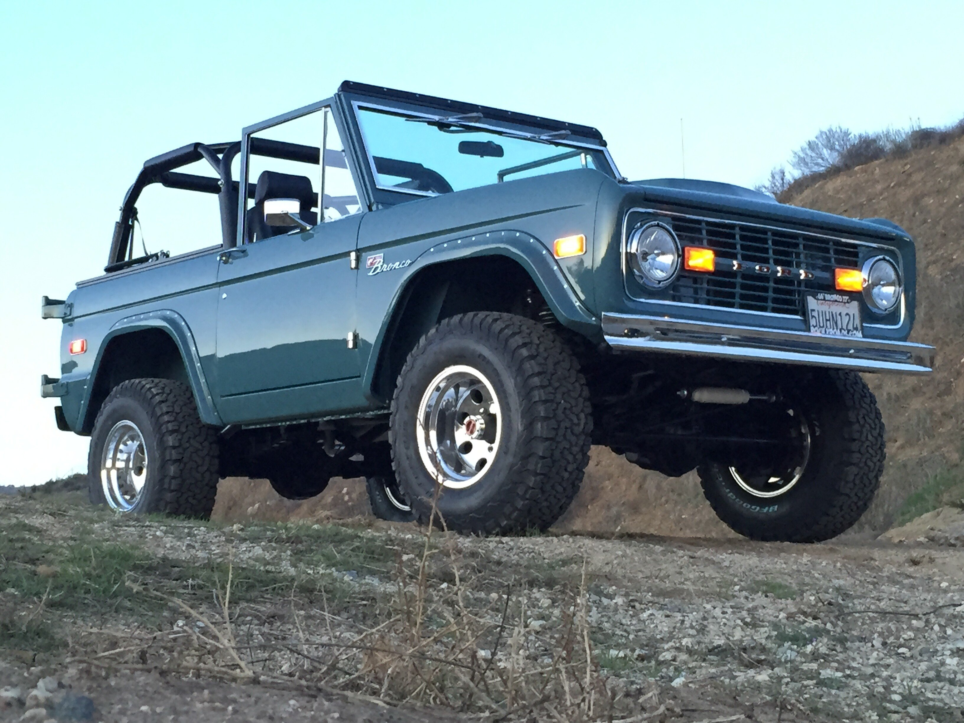 1970 Ford Bronco Classics For Sale On Autotrader Mallory Ignition Wiring Diagram Pro 9000