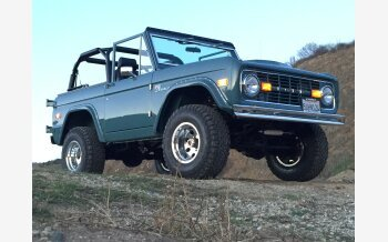 1970 Ford Bronco for sale 101048690