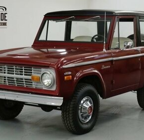 1970 Ford Bronco for sale 101055819