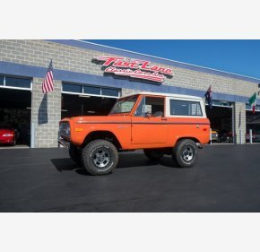 1970 Ford Bronco for sale 101179889