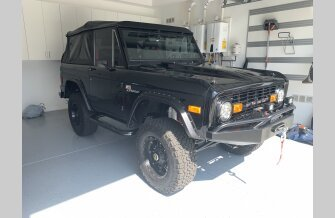 1970 Ford Bronco for sale 101215183