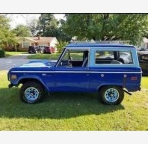 1970 Ford Bronco for sale 101236901