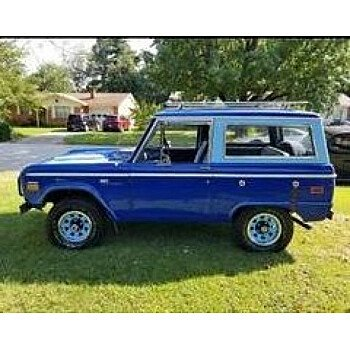 1970 Ford Bronco Sport for sale 101265388