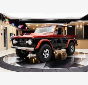1970 Ford Bronco for sale 101274678