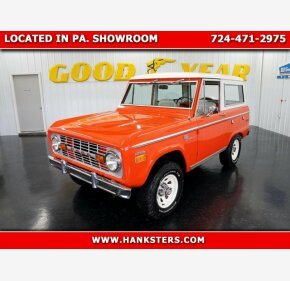 1970 Ford Bronco for sale 101305213
