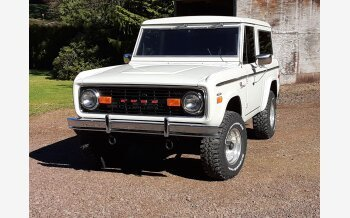 1970 Ford Bronco for sale 101306086