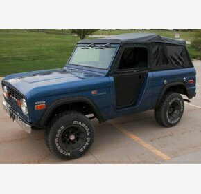 1970 Ford Bronco for sale 101325468