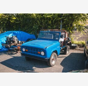 1970 Ford Bronco for sale 101341119