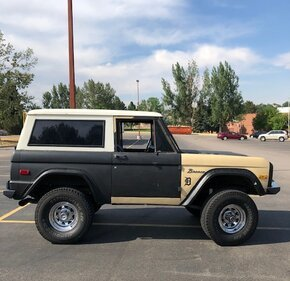 1970 Ford Bronco Sport for sale 101361855