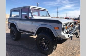 1970 Ford Bronco for sale 101395344