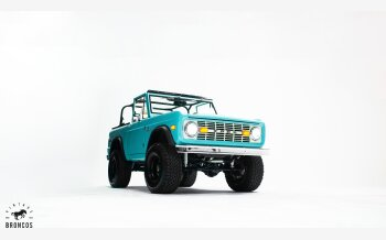 1970 Ford Bronco for sale 101402939