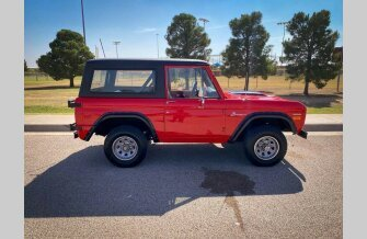 1970 Ford Bronco for sale 101404352